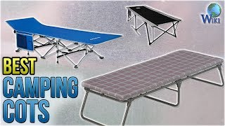 10 Best Camping Cots 2018