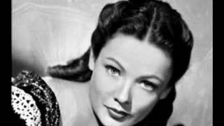 Classic Hollywood-Gene Tierney