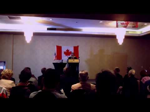 Robert Spencer i.Ottawa Apr.13_The real motive for Islamic migration to the West is 'Hijra'
