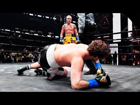 Блогер вырубил бойца UFC в первом раунде / Видео нокаута Бена Аскрена