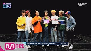 [2017 MAMA] Star Countdown D-30 by GOT7