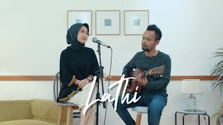Download lagu WEIRD GENIUS Ft. SARA FAJIRA - LATHI ( Ipank Yuniar ft. Alpita Maharani Cover )