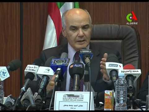 Gaz de schiste: Yousfi, un fou malhonnête et menteur