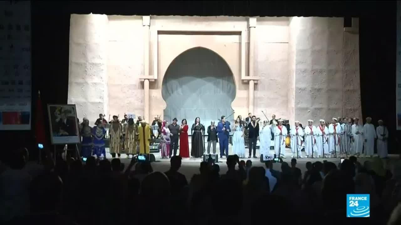 Maroc : la musique raï célébrée à Oujda