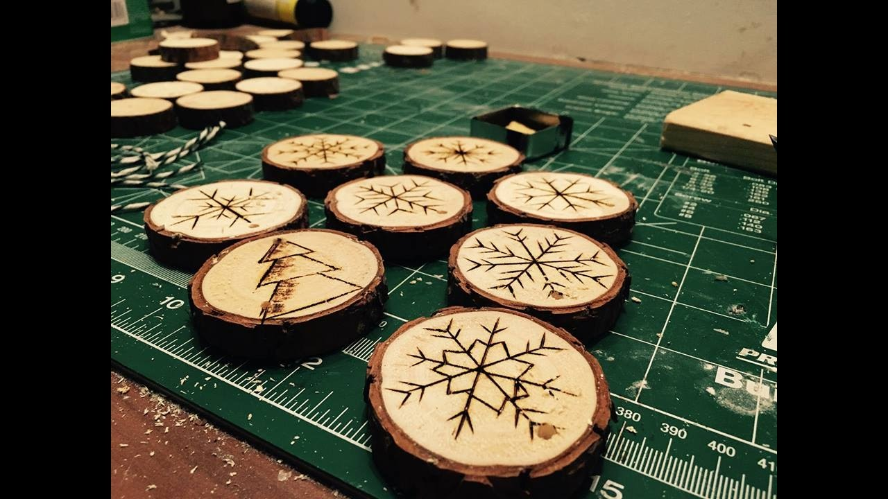 diy wooden christmas decorations