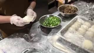 Taiwanese pepper pork buns from Taiwan Recipe