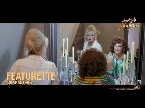 Absolutely Fabulous: The Movie ['Characters' Featurette in HD (1080p)]