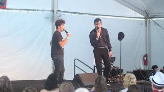 Taylor Rodriguez & Jacob Roman sing 'Can't Help Falling In Love' Elvis Week 2017