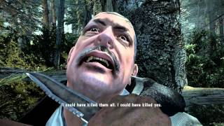 Rambo: The Video Game - Part 3 Chapter 1 -  Forest Hunt USA Hope Forest PC HD Gameplay