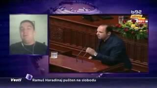 Makedonija: Džaferi izabran za predsedavajućeg parlamenta