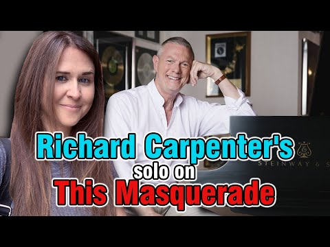 Richard Carpenter's Masquerade Solo