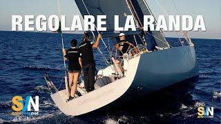 Regolare la randa - SVN IO Navigo - Corso di vela con Roberto Ferrarese