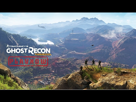 Playnow: Ghost Recon Wildlands (Beta) | PC Gameplay