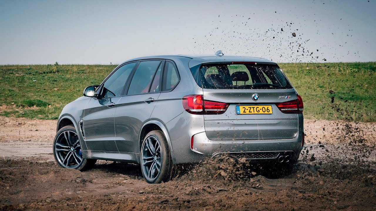 BMW X5 M F85 [2015] Review