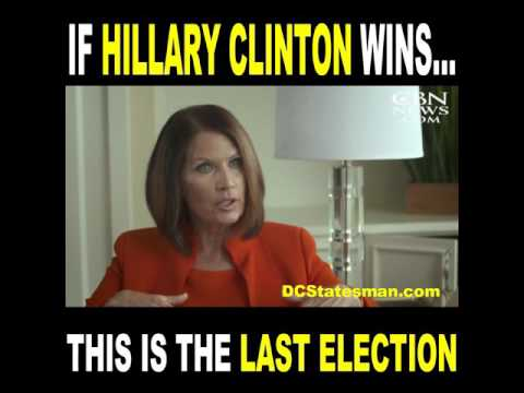 Michele Bachmann Says This Is The Last Election