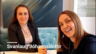 3.  þáttur, Fyrirmyndir & skaparar, Svanlaug Jóhannsdóttir