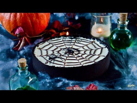 cheesecake-halloween-!-sans-cuisson-goût-oréo-et-citron
