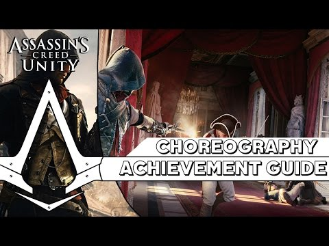 Assassin's Creed Unity - Choreography Achievement Guide (Perform 10 Co-Op Sync Kills)