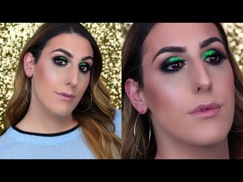 9 Grinch Makeup Looks That Will Help You Sleigh The Holiday