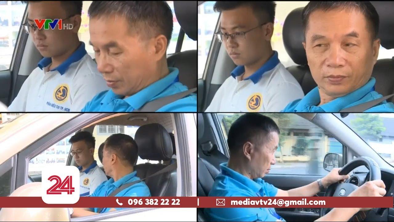 Sinh viên chế tạo hệ thống cảnh báo ngủ gật cho lái xe | VTV24