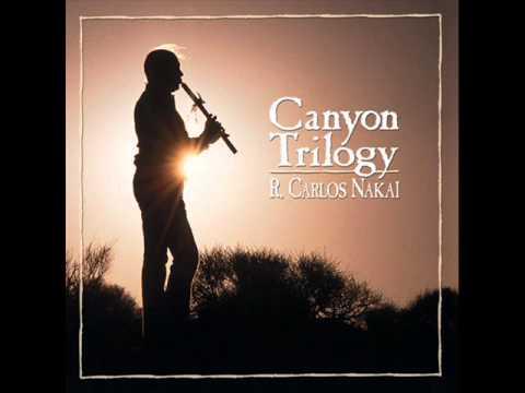 R. Carlos Nakai - Canyon People (Canyon Trilogy Track 7)