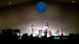 Jeffrey Martin w/ Anna Tivel - Unity Of The Valley