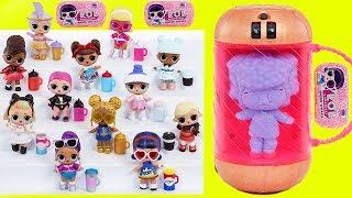 LOL Surprise Dolls Under Wraps Family Series 4 Toy Show