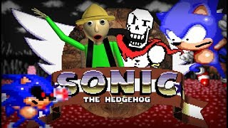 THE GREATEST SONIC.EXE EVER CREATED!! Sonic.EXE Has Traveled To New Dimensions [GOOD ENDING] thumbnail