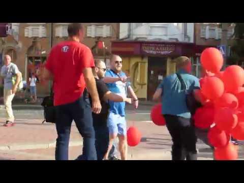fotoinform: Перепалка та бійка у #Кропивницькому