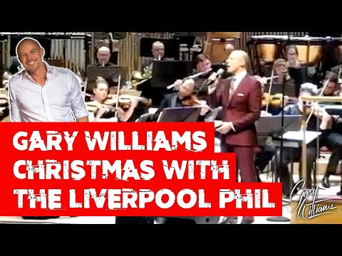 A Swingin' Christmas with Gary Williams and the RLPO