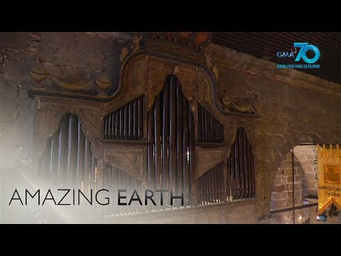Amazing Earth: The rich history behind the 200-year old Las Piñas Bamboo Organ - 동영상