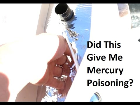 Mercury Test Results