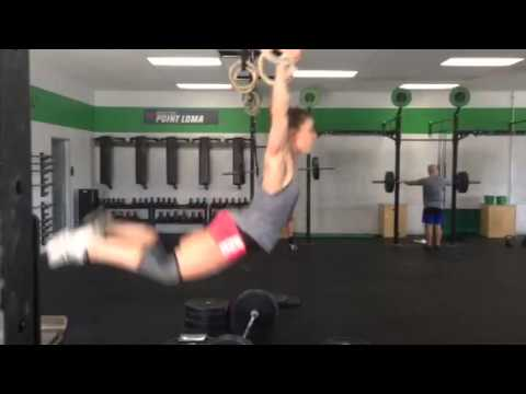 Muscle Up Swing