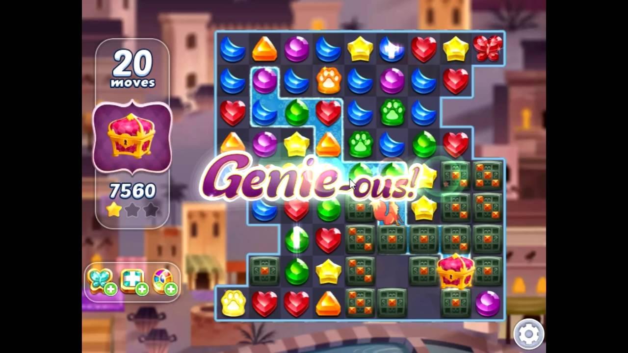 Genies & Gems level 80