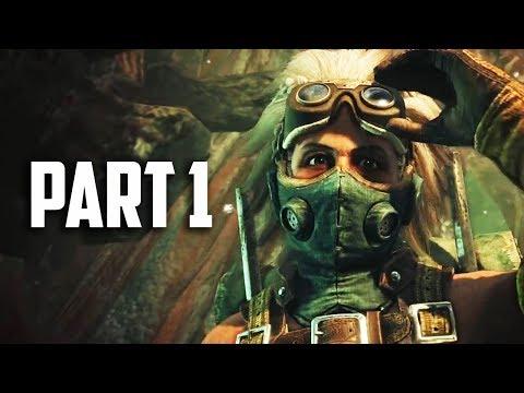 Monster Hunter World Gameplay Part 1 - FULL GAME Walkthrough Part 1 (PS4 PRO)