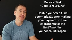 Merrick Bank Unsecured Credit Card Review (2019 Update)