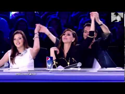 XFactor Arab -Aaves Band Morocco