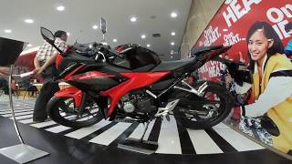 #146 All New CBR 150R | New Color | Victory Black Red