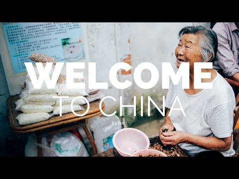 Welcome To China - A travel Adventure : LE FILM