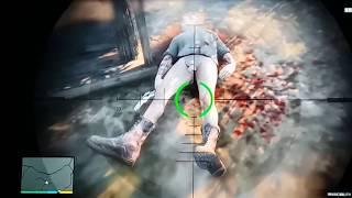 GTA V /GTA 5  tempat orang telanjang(PS3)