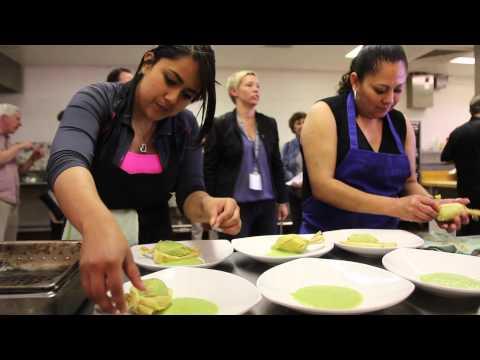 Capitol High School cook-off