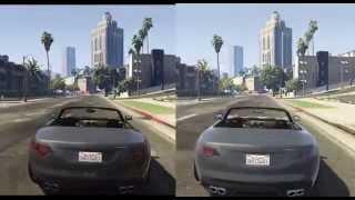 GTA5內建與外掛錄影的差異
