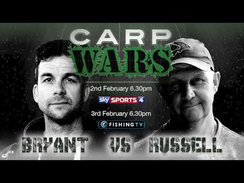 Carp Wars Episode 10 - Mark Bryant vs Ian Russell