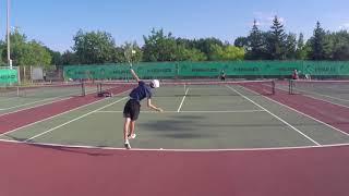 7/18/18 Tennis - Tiebreak Ten Highlights