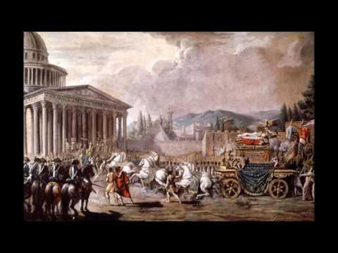 François-Joseph Gossec - Hymne sur la translation du corps de Voltaire au Panthéon (Invocation)