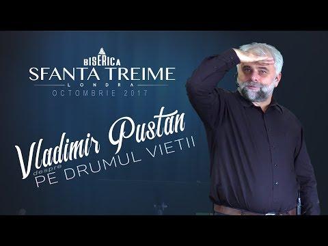 Vladimir Pustan -despre- Pe drumul vieții • Biserica Sfânta Treime - Londra • Octombrie 2017 | Botez