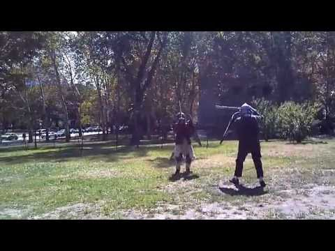 NYC Specials: Ancient Warriors in the Park
