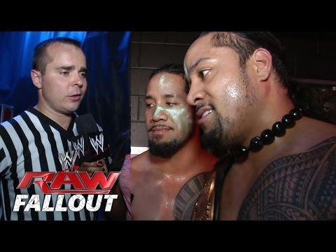 Uso Confusion - Raw Fallout - July 7, 2014