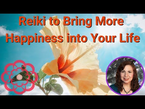 Reiki to Bring in More Happiness into Your Life