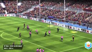 FIFA 14 Demo Gameplay Trailer Xbox 360/PS3